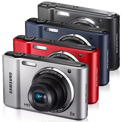 Câmera digital samsung es90 hd (+ brinde)