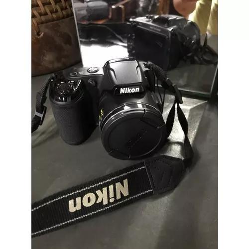 Câmera fotográfica nikon coolpix l810 pouquíssimo usada