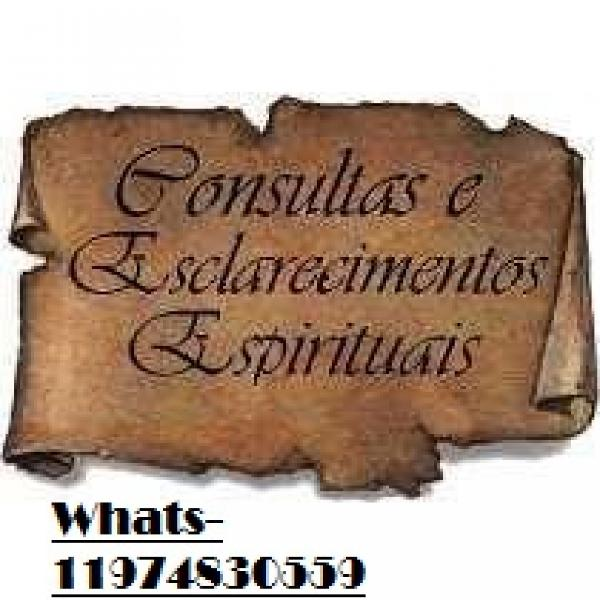 Consultas espirituais