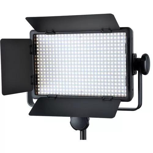 Godox led500c bi-color led video light (500 leds) c/ fonte