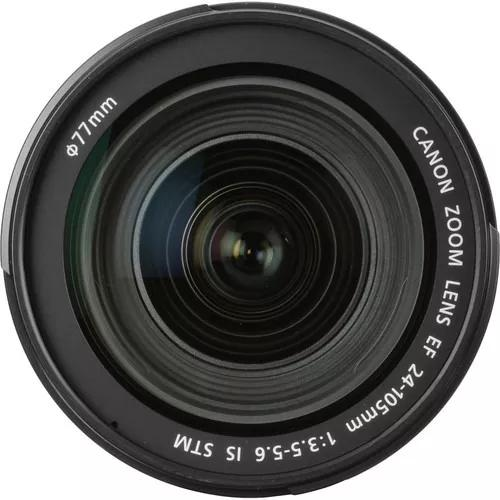 Lente canon ef 24-105mm f/3.5-5.6 is stm s