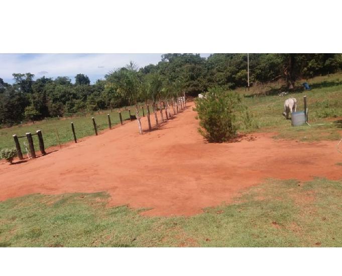 Sítio município de terenos - ótimo preço e investida