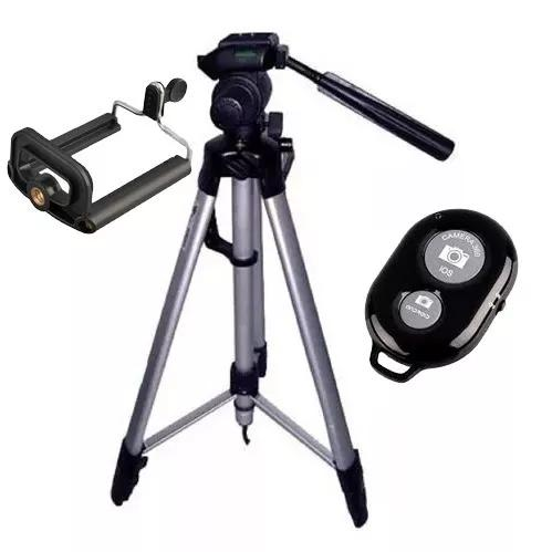 Tripé univer fotográfico profissional 1.80m canon nikon