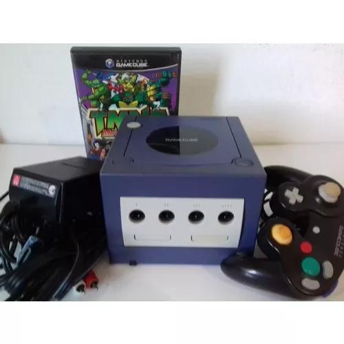 Console nintendo gamecube americano