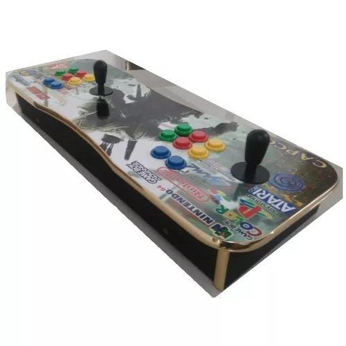 Controle arcade para ps3/ps4/raspbery/pc /usb