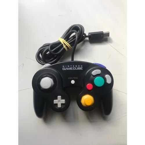 Controle manete original nintendo gamecube