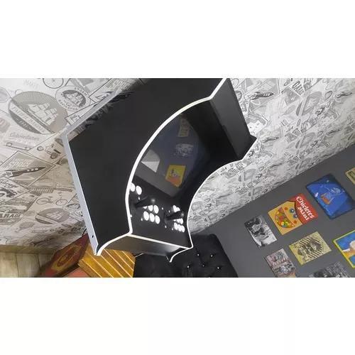Fliperama bartop monitor 19 recalbox - 9000 jogos