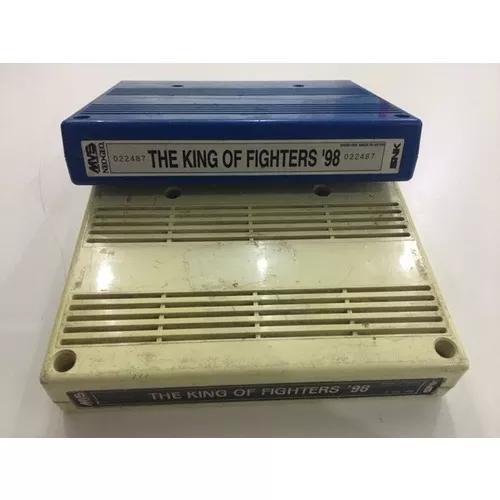 Jogo neogeo mvs kof 1998 king of fighters 98