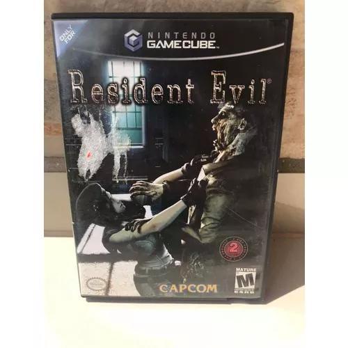 Jogo resident evil r