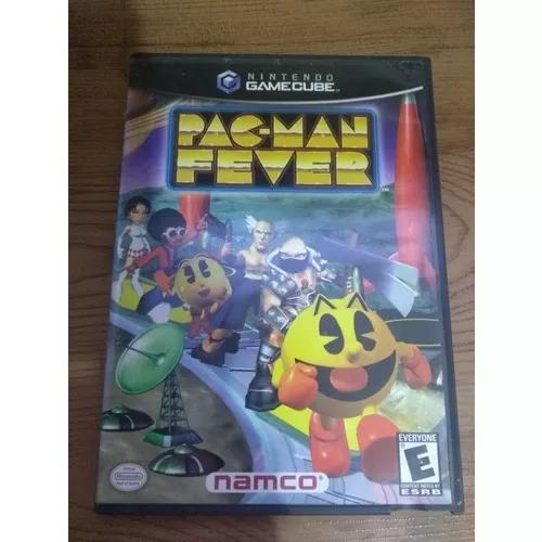 Pac man fever game cube/ wii