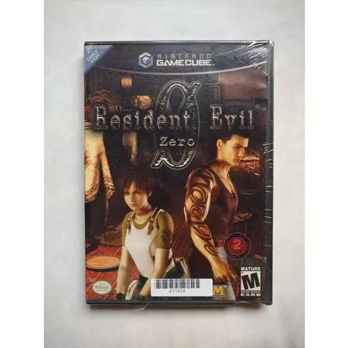 Resident evil 0 gc