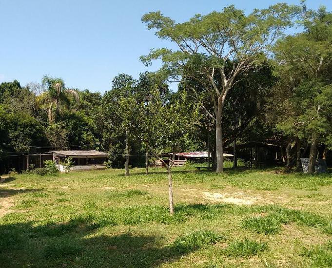 Sítio 2,5 hectares - águas claras - viamão - rs