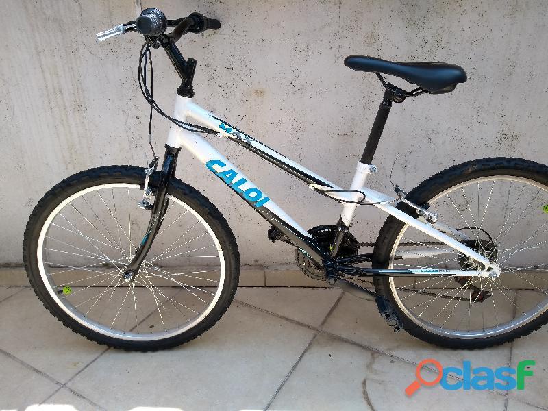 Bicicleta caloi aro 24 max