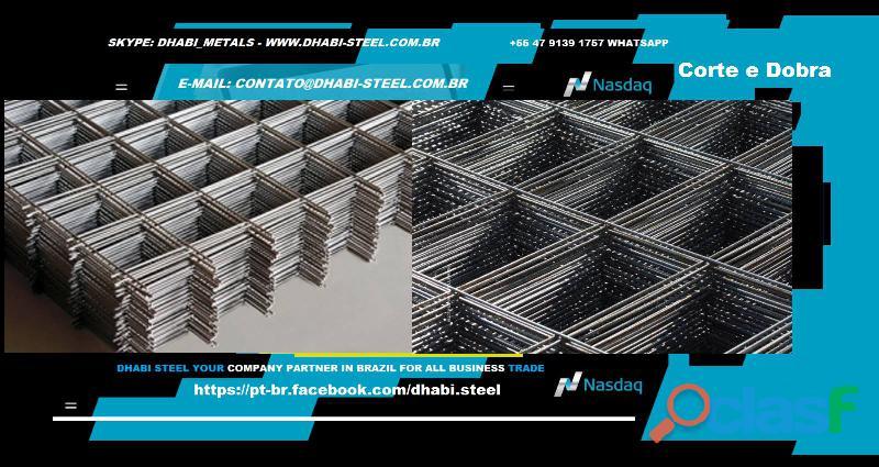 Dhabi steel   telas eletrosoldadas   trabalhe conosco