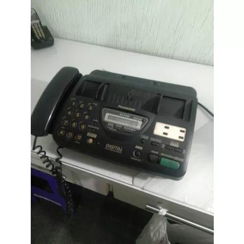 Aparelho de fax panasonic usado mas perfeitas condicoes