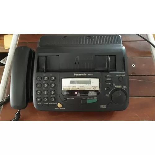 Aparelho de telefone / fax panasonic kx-ft67