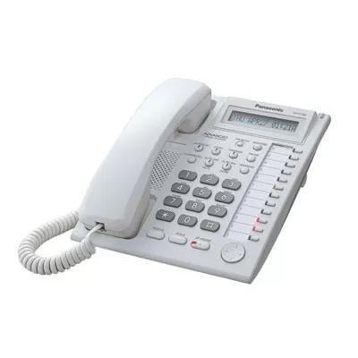 Aparelho telefônico ks panasonic kx-t7730x + frete grátis