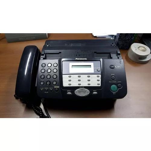 Aparelhos de fax panasonic