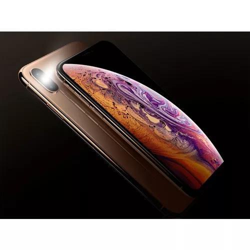 Apple iphone xs max 256gb 4g a2101 + nfe + capa e película