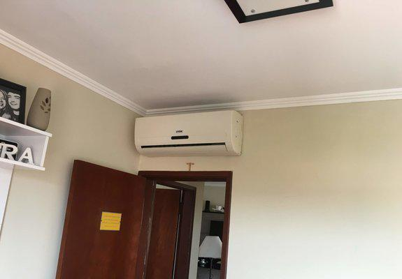 Apto zona oeste 80 m² ar condicionado 285 mil