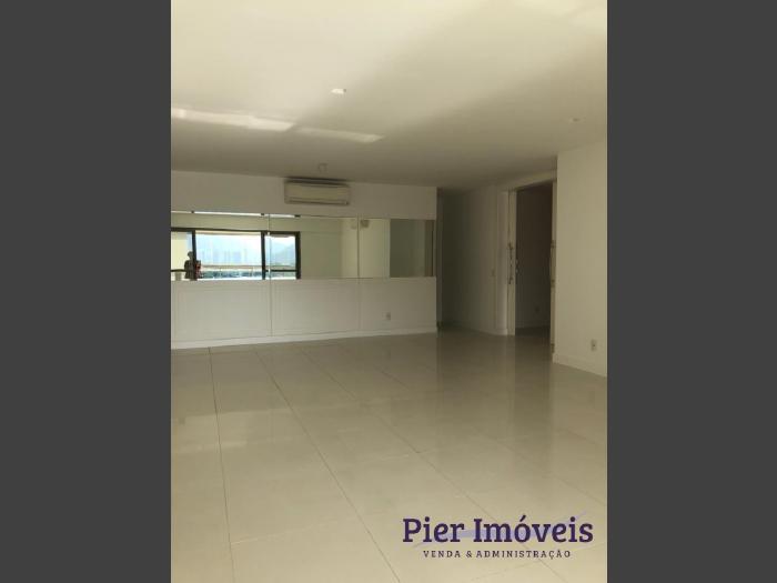 Barra da tijuca, 4 quartos, 3 vagas, 260 m² avenida jardins