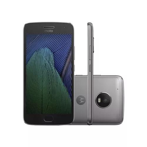 Celular motorola moto g5s 32gb g5 s smartphone tela 5.2