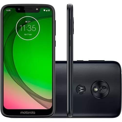 Celular motorola moto g7 play 32gb 5.7 13mp 8mp índigo