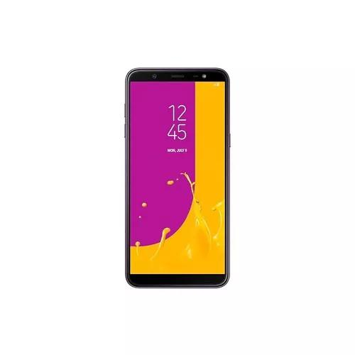 Celular samsung j8 violet 64gb 4g 6'' octacore 1.8 android 8