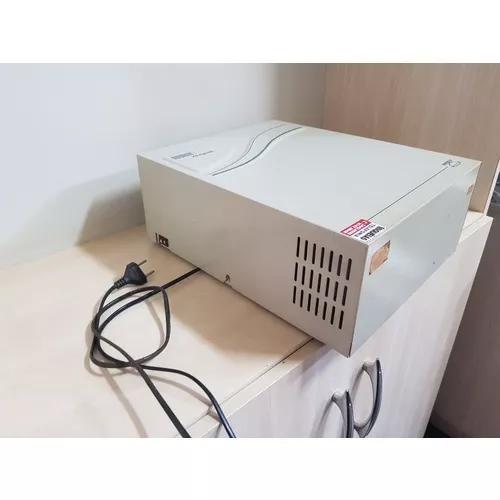 Central pabx intelbras 10040 - telefones até 16 linhas