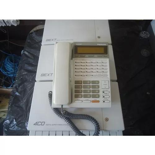 Central panasonic kx-td1232 com ks kx-t7230 digital