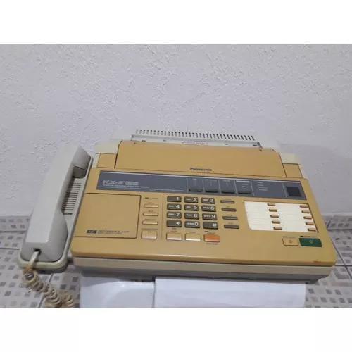 Fax panasonic kx f155 com secretaria