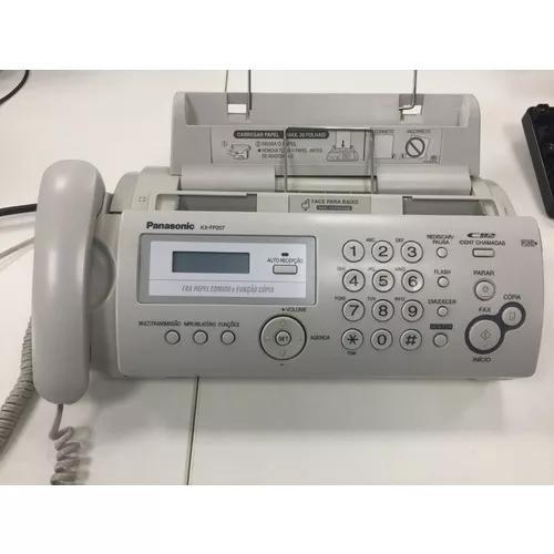 Fax panasonic kx fp 218br