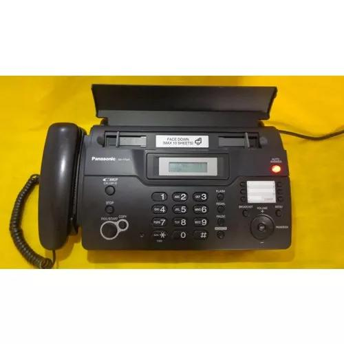 Fax Panasonic Kx- Ft 931la - Funcionando Perfeito
