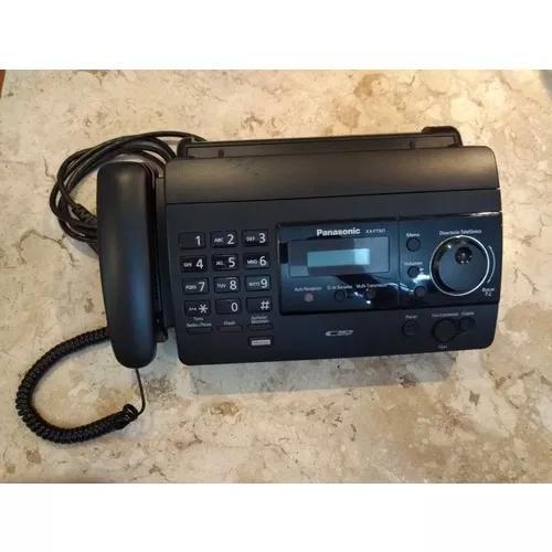 Fax panasonic kx - ft501 - s