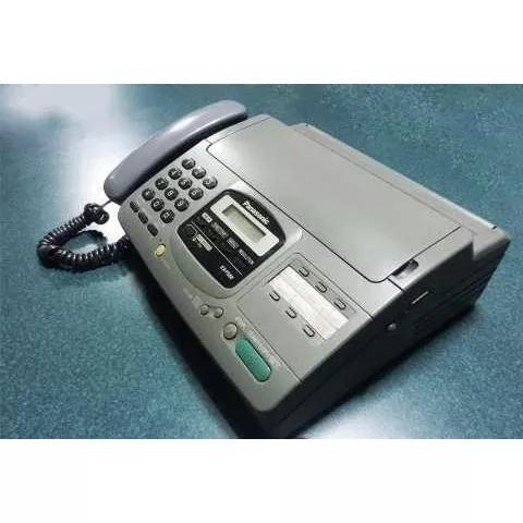 Fax panasonic kx-f580