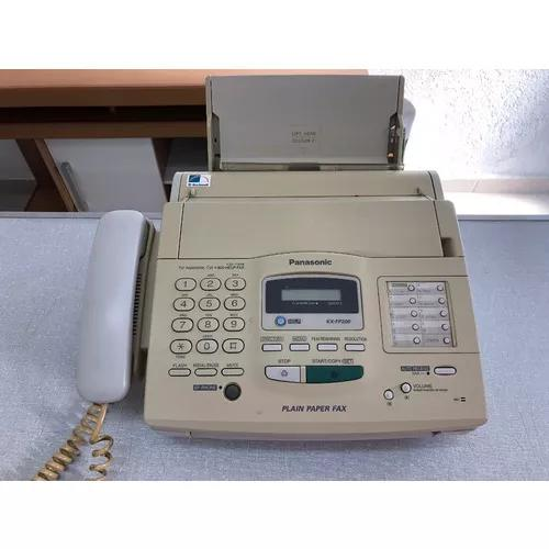 Fax panasonic kx-fp200