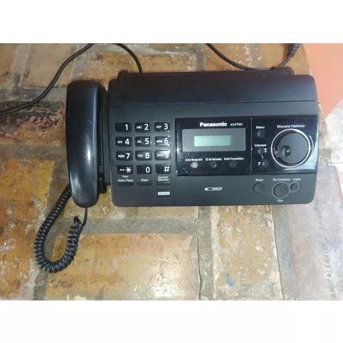 Fax Panasonic Kx-ft501 Idcaller Id De Chamadas So Correios