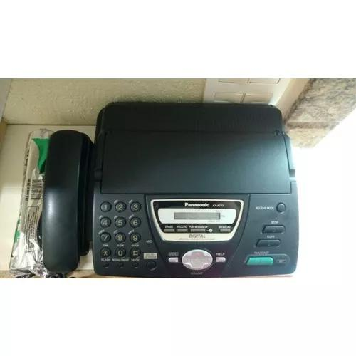 Fax panasonic kx-ft77