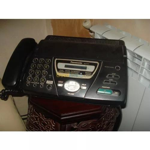 Fax panasonic kx-ft77 - funcionando perfeitamente