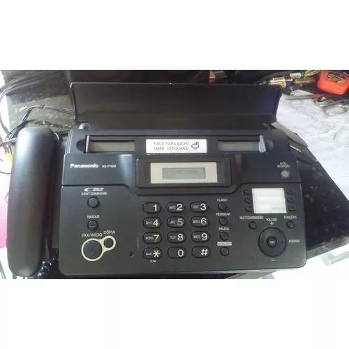Fax panasonic - kx-ft932 - o melhor fax - usado/ perfeito !