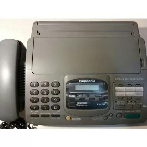 Fax panasonic original usado