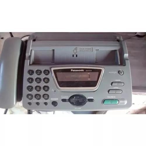 Fax papel termico panasonic kx ft 72