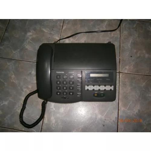 Fax toshiba fs6400 revisado funcionando normal frete gratis