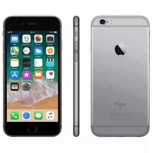 Iphone 6s 32 gb, novo e lacrado, 1 ano de garantia apple.