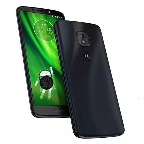 Motorola moto g6 play indigo black tela 5,7 32gb xt1922
