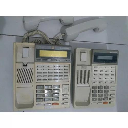 Telefones terminal p/ central panasonic kx-t7230 e kx-t7030x