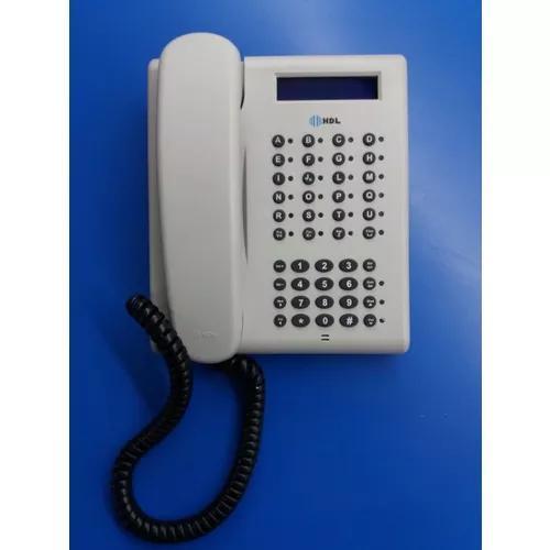 Terminal inteligente telefone atendedor centrais pabx hdl