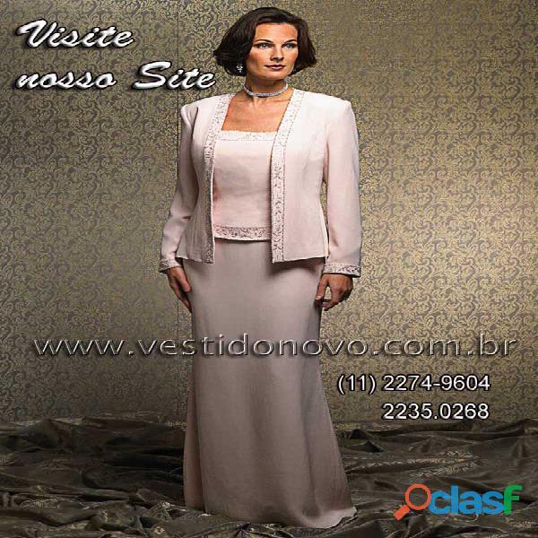 06f7c72212 Vestido festa plus size   REBAIXAS Maio