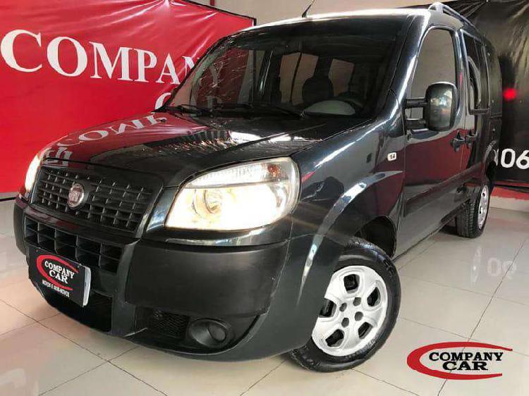 Fiat doblo elx 1.4 mpi fire flex 8v 4p