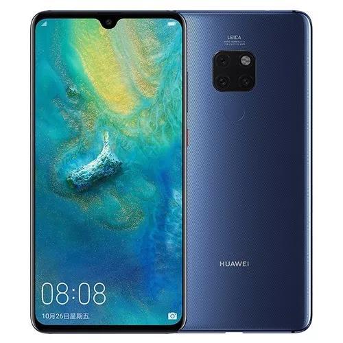 Huawei mate 20 128gb 4gb dual tripla cam capa/pelicula nf